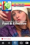 Likes for Instagram Now screenshot 1/2