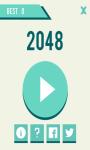 CLASSIC 2048 screenshot 2/6