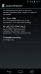 Bluetooth Telefoonboek overall screenshot 2/2