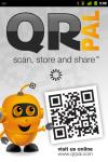 QR Pal - QR Code and Barcode Scanner screenshot 1/6