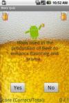 BeerQuiz screenshot 2/4