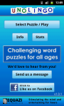 Unolingo - The Next Great Puzzle screenshot 3/4