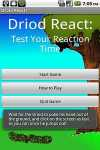 Droid React screenshot 1/1