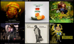 Wiz Khalifa HD Mixtapes Artwork screenshot 2/4