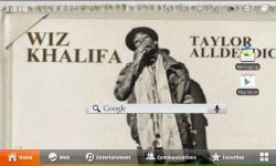 Wiz Khalifa HD Mixtapes Artwork screenshot 3/4