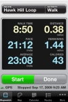 Walkmeter GPS Walking Stopwatch for Fitness and Weight Loss screenshot 1/1