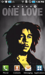 Bob Marley LWP screenshot 2/3