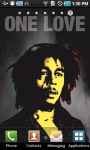 Bob Marley LWP screenshot 3/3