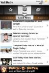 Vail Daily Mobile Local News screenshot 1/1
