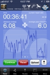 LogYourRun - GPS pedometer running screenshot 1/1