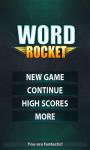 Word Rocket screenshot 1/4