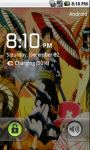 One Piece Live Wallpaper Hanami screenshot 2/5