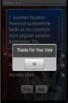 Opinions Poll screenshot 2/3