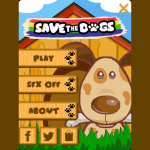 Save The Dogs Free screenshot 1/3