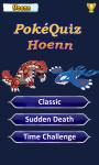 Pokemon Quiz Free screenshot 1/5