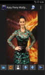 Katy Perry Wallpapers App screenshot 2/4