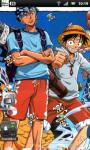 One Piece Live Wallpaper 1 screenshot 1/3