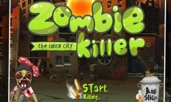 Zombie Killer - Shooting Game screenshot 1/5