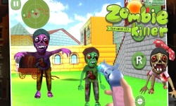 Zombie Killer - Shooting Game screenshot 2/5