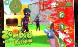 Zombie Killer - Shooting Game screenshot 4/5