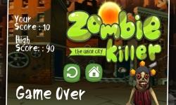 Zombie Killer - Shooting Game screenshot 5/5