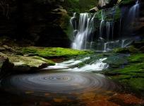 Waterfall best Lives HD wallpaper screenshot 2/6