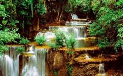 Waterfall best Lives HD wallpaper screenshot 4/6