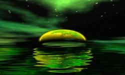 Green Sky Live Wallpaper screenshot 2/3