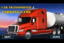 Car Transporter Parking Game screenshot 1/4