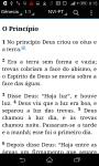 Biblia Sagrada - Portuguese Bible screenshot 2/3