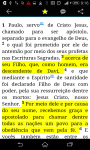 Biblia Sagrada - Portuguese Bible screenshot 3/3