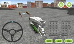 Construction Truck 3D screenshot 3/4