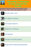 Amazing Treehouses From Around The World screenshot 2/3