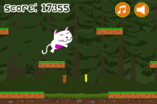 Meow Meow Runner screenshot 3/4