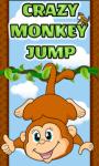 Crazy Monkey Jump screenshot 1/1