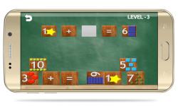 King of Math - Game for Kids to Learn Mathematics screenshot 5/6
