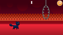 Circus Cat screenshot 1/3