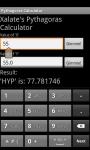 T-ouch screen Calculator screenshot 1/3