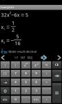 T-ouch screen Calculator screenshot 2/3