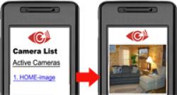 mEye Mobile Surveillance screenshot 1/1
