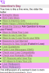 Valentines Day screenshot 2/2