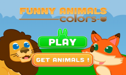 Funny Animals Colors for babies Full screenshot 4/4