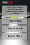 Ultimate Sports Quiz screenshot 1/1