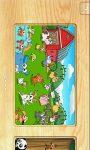 kids learning animal puzzle  screenshot 2/5