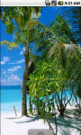 Beautiful Beach Live Wallpaper screenshot 3/4