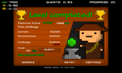 Gem Cave Adventure screenshot 4/4