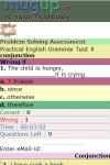 Class 9 -Conjunction screenshot 3/3