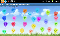Kids Learning Letters and Games screenshot 3/5