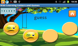 Kids Learning Letters and Games screenshot 4/5