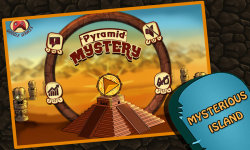 Pyramid Mystery Maze Game screenshot 2/4